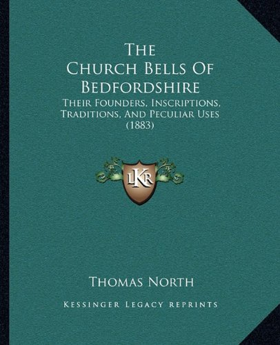 The Church Bells of Bedfordshire