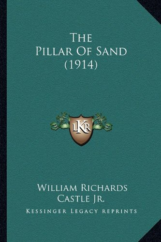 The Pillar of Sand (1914)