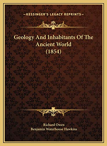 Geology and Inhabitants of the Ancient World (1854)
