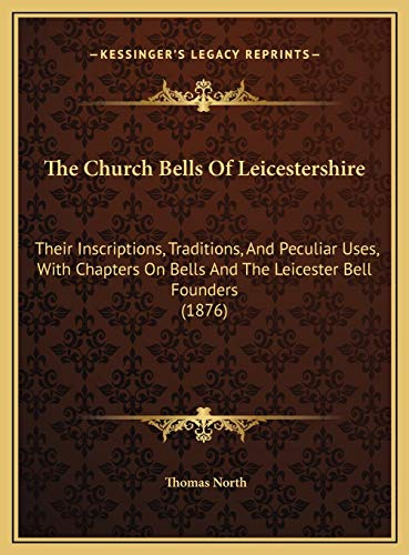 The Church Bells of Leicestershire