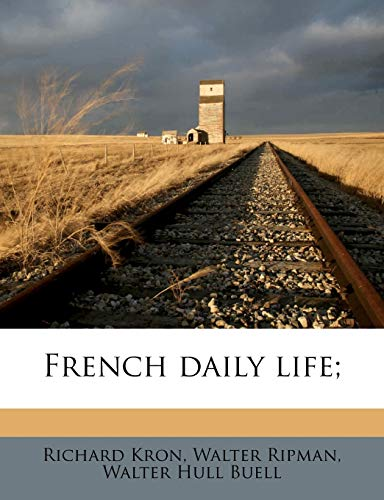 French Daily Life;