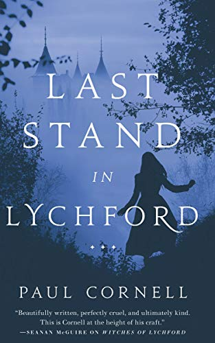 Last Stand in Lychford