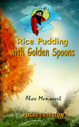 Rice Pudding with Golden Spoons