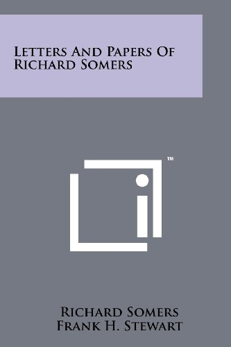 Letters and Papers of Richard Somers