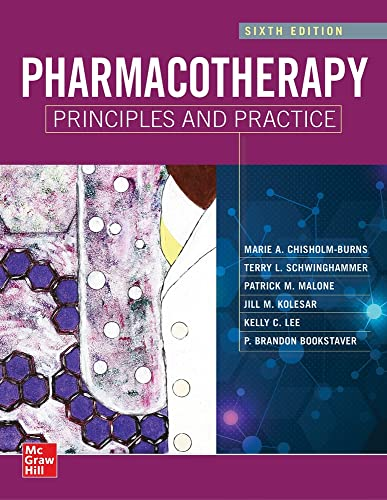 Pharmacotherapy Principles and Practice, 6th Edition