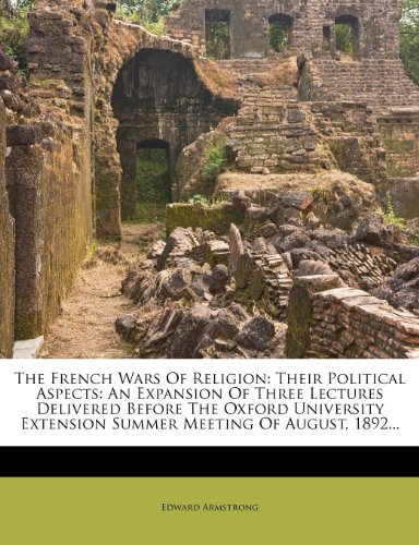 The French Wars of Religion
