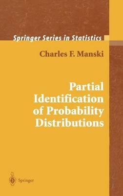 Partial Identification of Probability Distributions