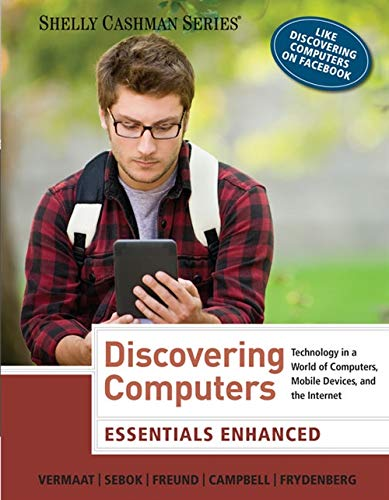 Enhanced Discovering Computers, Essentials