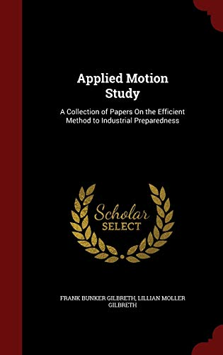 Applied Motion Study