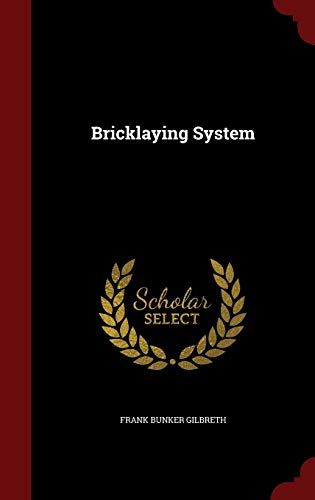 Bricklaying System