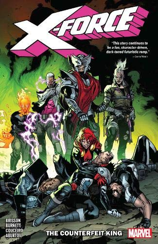 X-force Vol. 2