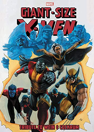 Giant-size X-men: Tribute To Wein And Cockrum Gallery Edition