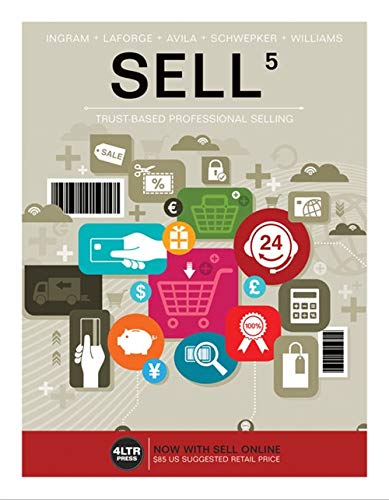 SELL (Book Only)