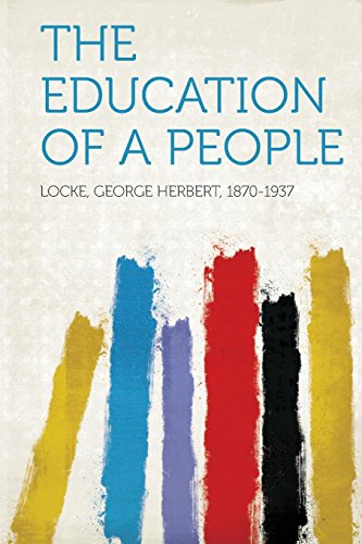 The Education of a People