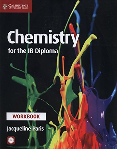 Chemistry for the IB Diploma Workbook with CD-ROM