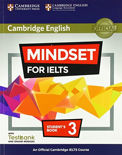 Mindset for IELTS Level 3 Student's Book with Testbank and Online Modules