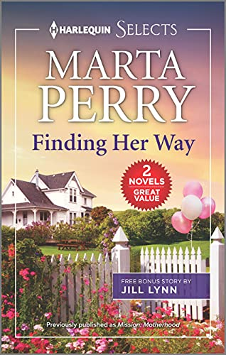 Finding Her Way and the Bull Rider's Secret