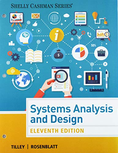Systems Analysis and Design + Mindtap Mis, 1 Term 6 Months Access Card