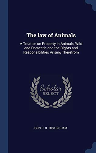 The law of Animals