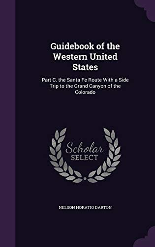 Guidebook of the Western United States