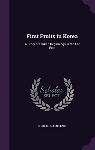 First Fruits in Korea