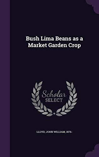 Bush Lima Beans as a Market Garden Crop