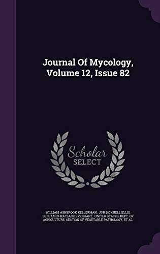 Journal of Mycology, Volume 12, Issue 82