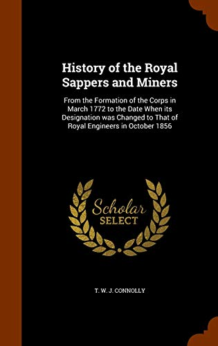 History of the Royal Sappers and Miners