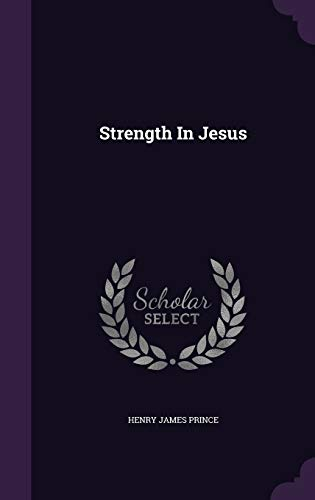 Strength in Jesus