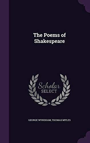 The Poems of Shakespeare