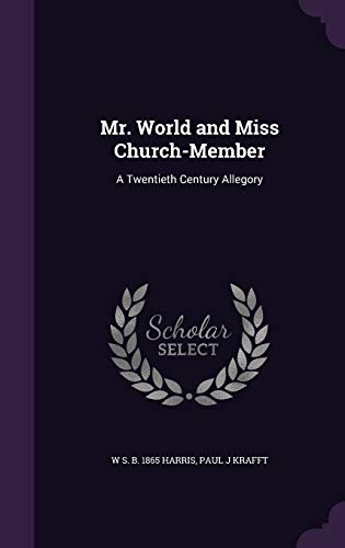 Mr. World and Miss Church-Member