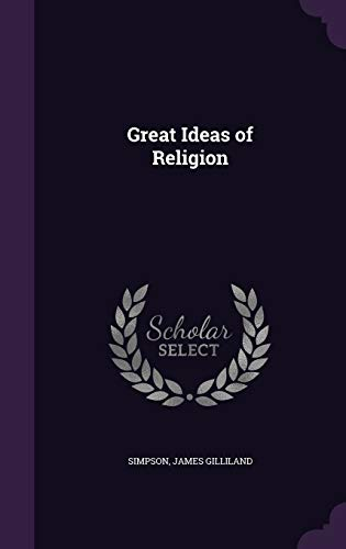 Great Ideas of Religion