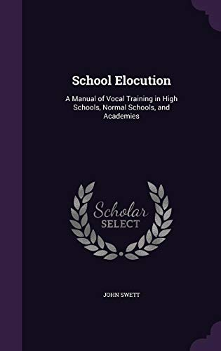 School Elocution