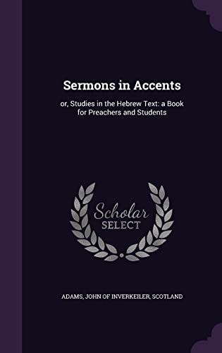 Sermons in Accents