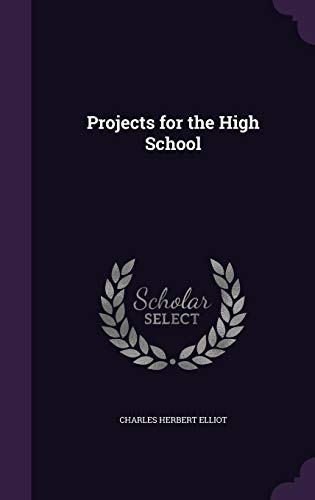 Projects for the High School