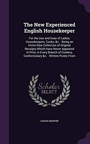 The New Experienced English Housekeeper