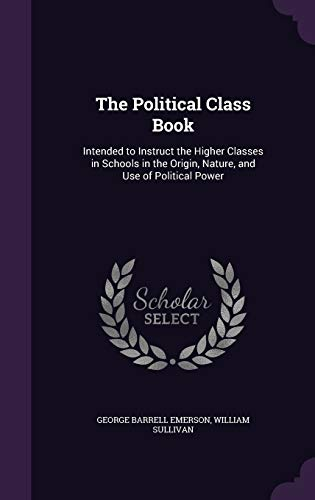 The Political Class Book