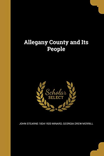 Allegany County and Its People