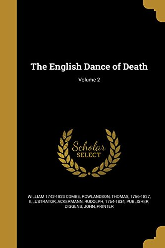 The English Dance of Death; Volume 2