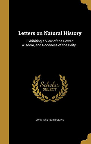 Letters on Natural History