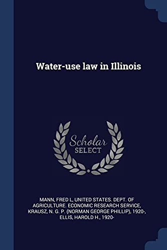 Water-Use Law in Illinois