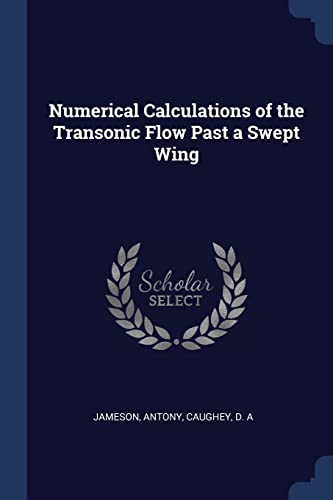 Numerical Calculations of the Transonic Flow Past a Swept Wing