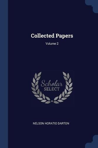 Collected Papers; Volume 2
