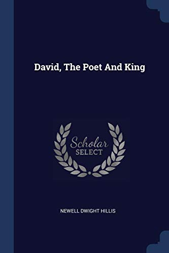 David, the Poet and King