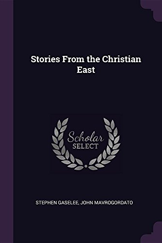 Stories from the Christian East