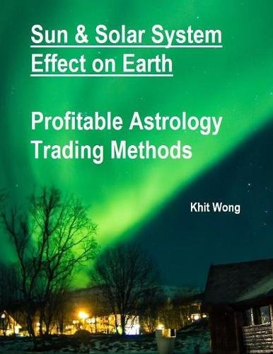 """Profitable Financial Market Trading with Precise Astrology Timing Cycles Down to the Minute Level - Featuring Applications of """"Ephemeris Alarm"""" on Stock, Forex & Cryptocurrency (Bitcoin/ Ethereum) Market"""