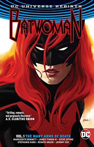 Batwoman Vol. 1 The Many Arms Of Death (Rebirth)