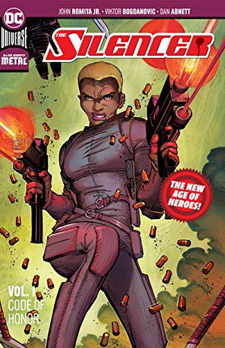 The Silencer Volume 1: New Age of Heroes
