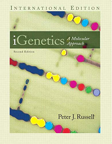 Valuepack:iGenetics:A Molecular Approach:Int Ed/Biology PIE Component/Principles of Biochemistry:Int Ed/CourseCompass with E-book Student Access Kit for Biology/Stat & Data Handling Skills