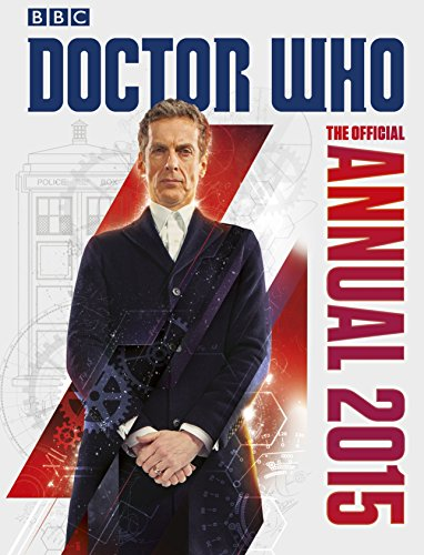 The Doctor Who Official Annual 2015